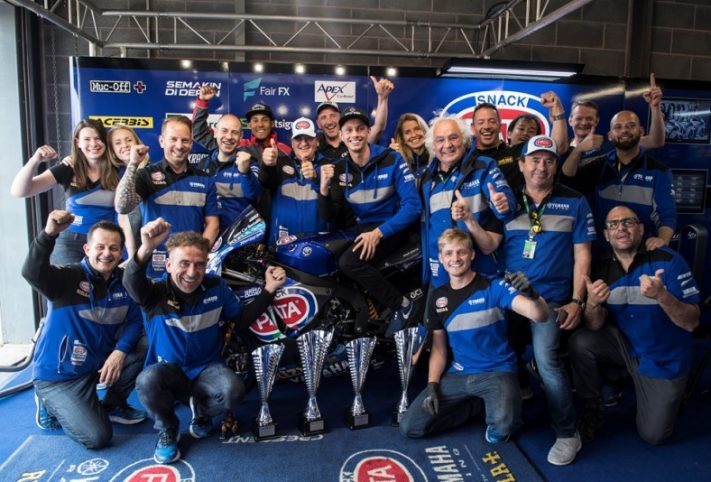 Pata Yamaha World Superbike Team>