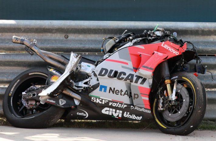 Ducati GP18>