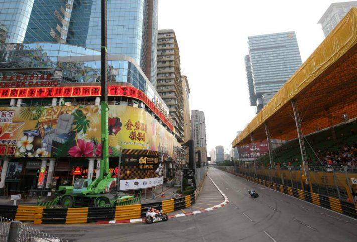 Macau GP>