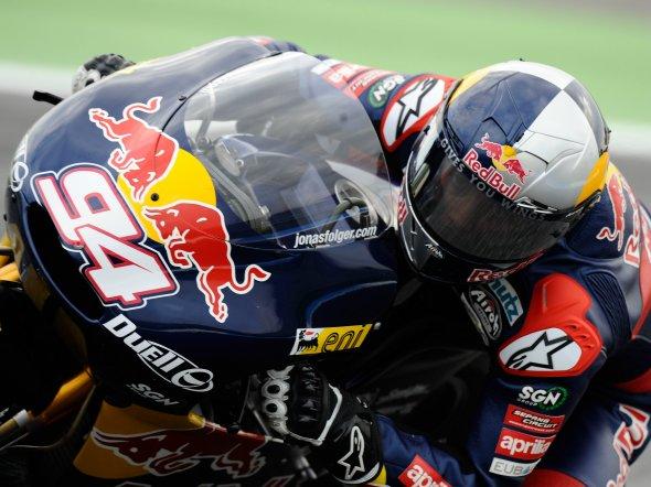 Jonas Folger Silverstone