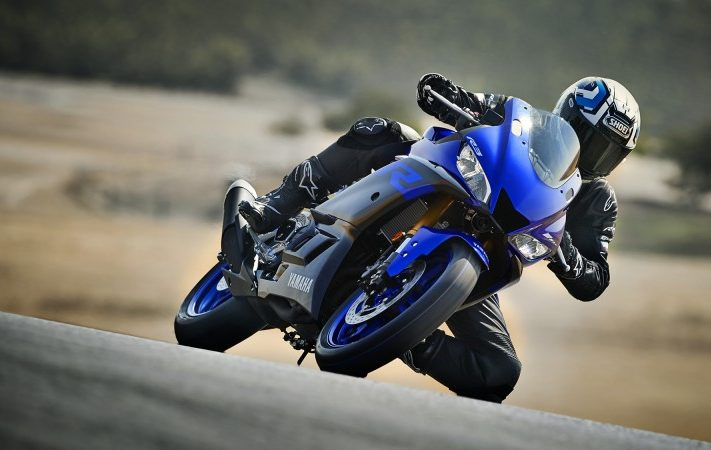 Gianluca Montiron Yamaha R3>