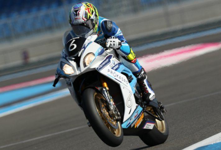ERC BMW Motorrad Endurance>