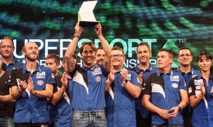 Filippo Conti - Yamaha GRT>
