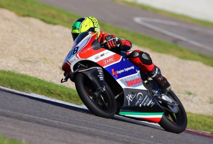 Ducati Moto Student>