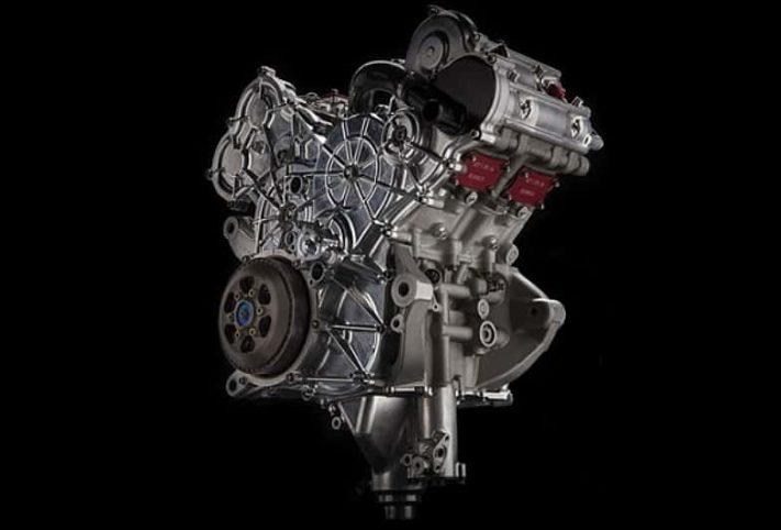 Motore Ducati MotoGP>