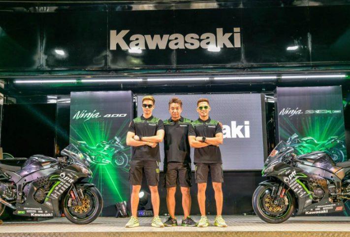 Kawasaki Thailand>