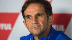 Davide Brivio team manager Suzuki