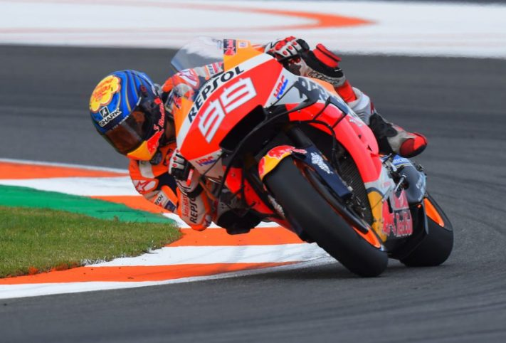 Jorge Lorenzo, ultima gara a Valencia
