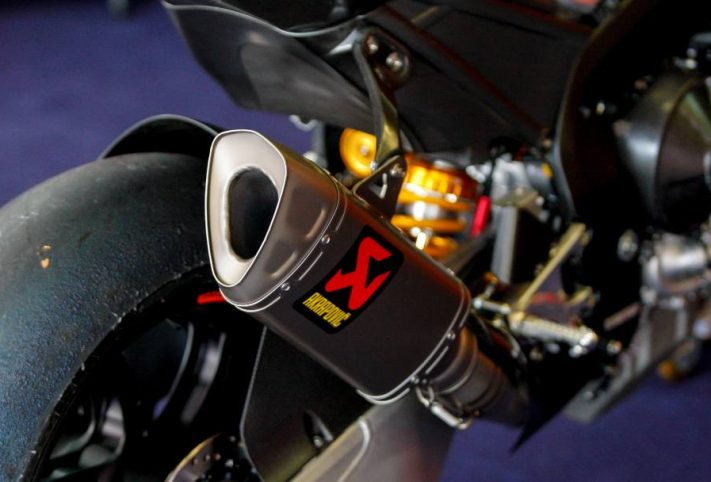 La Honda CBR1000RR-R di Alvaro Bautista