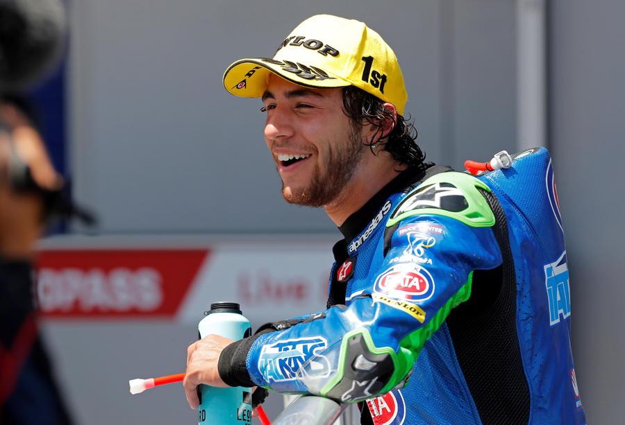 """MotoGP, Enea Bastianini ufficializza: """"Ho firmato con Ducati per il 2021"""""""