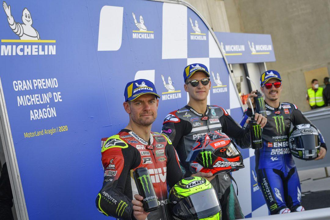 MotoGP, Aragón: I nuovi orari del 18/10! Diretta Sky/DAZN, differita ...