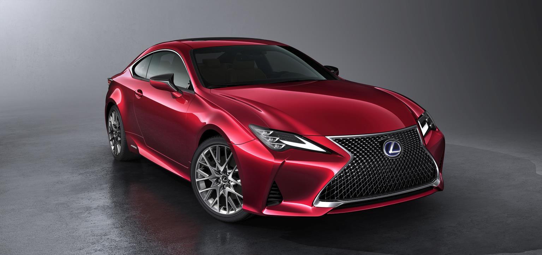 Lexus RC: la luxury coupè giapponese - Quotidiano Motori