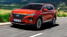 Hyundai Santa Fe 2019 Offerte Hyundai