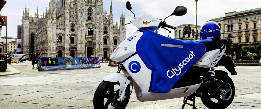Cityscoot milano come funziona quanto costa lo scooter sharing elettrico - Come funziona lo scaldabagno elettrico ...