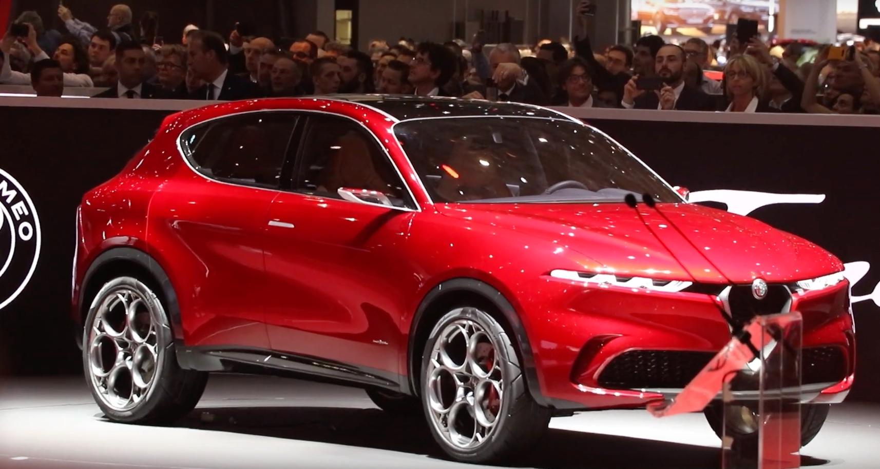 Alfa Romeo Tonale, esterni e interni - Quotidiano Motori