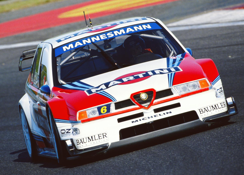 Alfa Corse Alfa Romeo 155 V6 TI