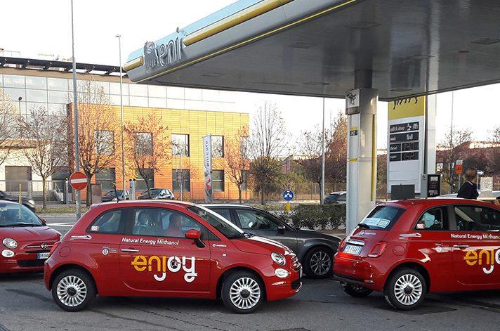 Carburante A20 Test Enjoy Catania