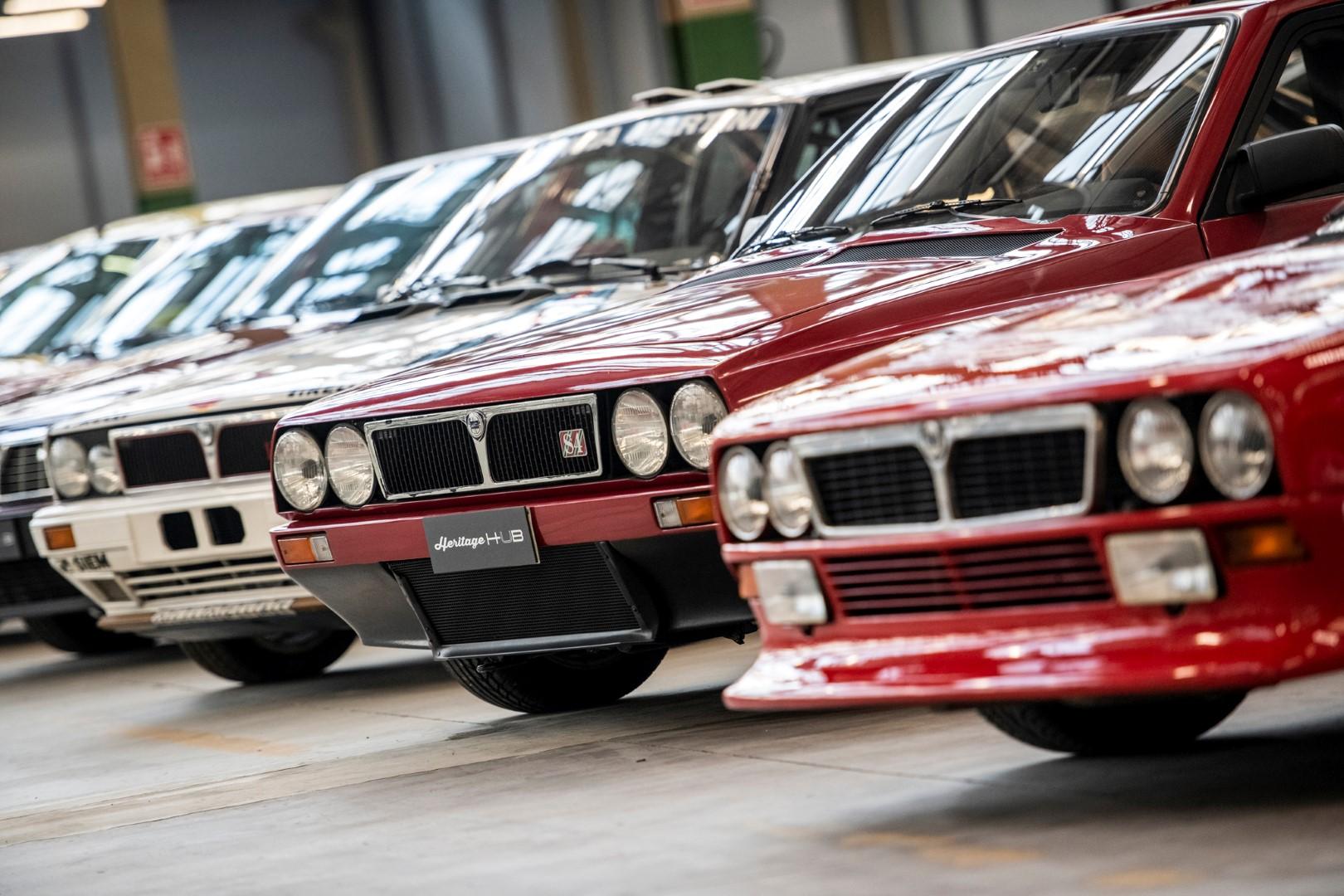 Fiat Torino Heritage Hub: l'incredibile patrimonio storico di FCA