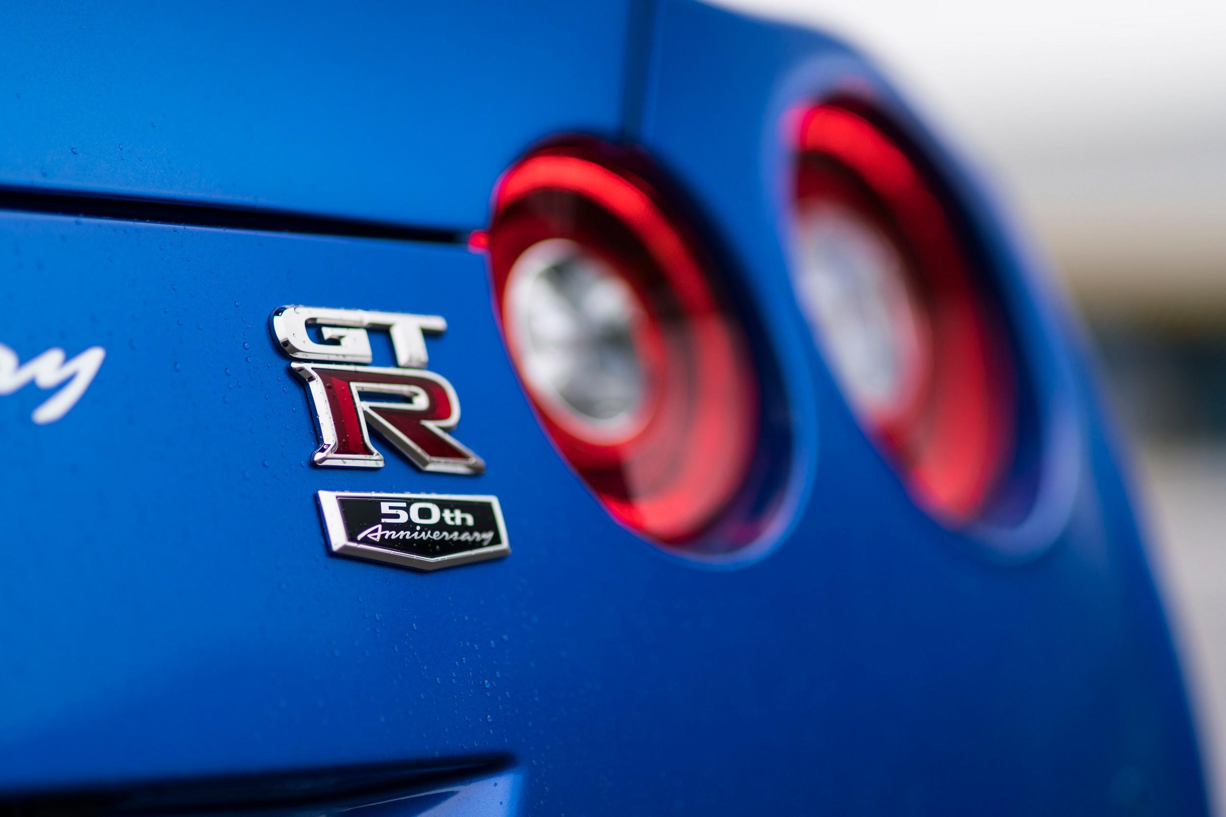 Nissan GT-R 50° Anniversary Edition al debutto allo Street Show di Milano