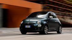 Nuova Fiat 500 Dolcevita Prezzo Design Interni Motori