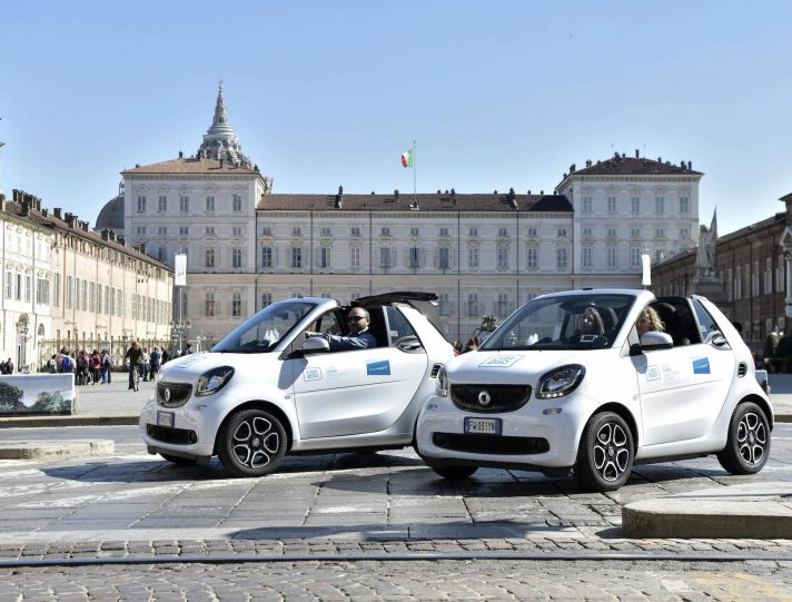 smart fortwo cabrio share now
