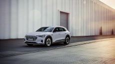 Nuova Audi e-tron 50 quattro