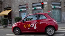 eni enjoy Linate car sharing