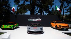 Lamborghini Monterey Car Week 2019