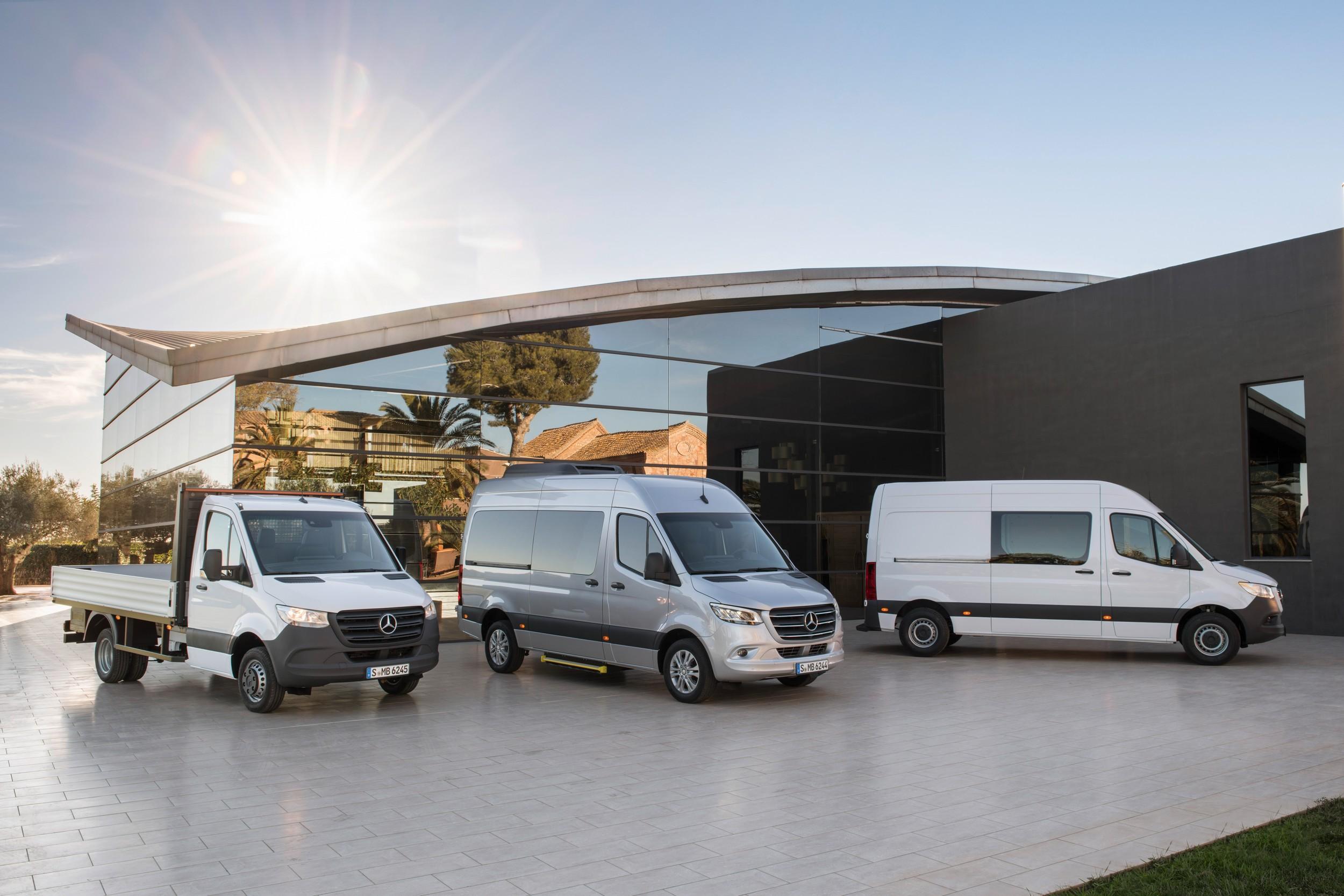 Mercedes-Benz al Salone del Camper con i nuovi Van Marco Polo/Horizon e Sprinter - Quotidiano Motori