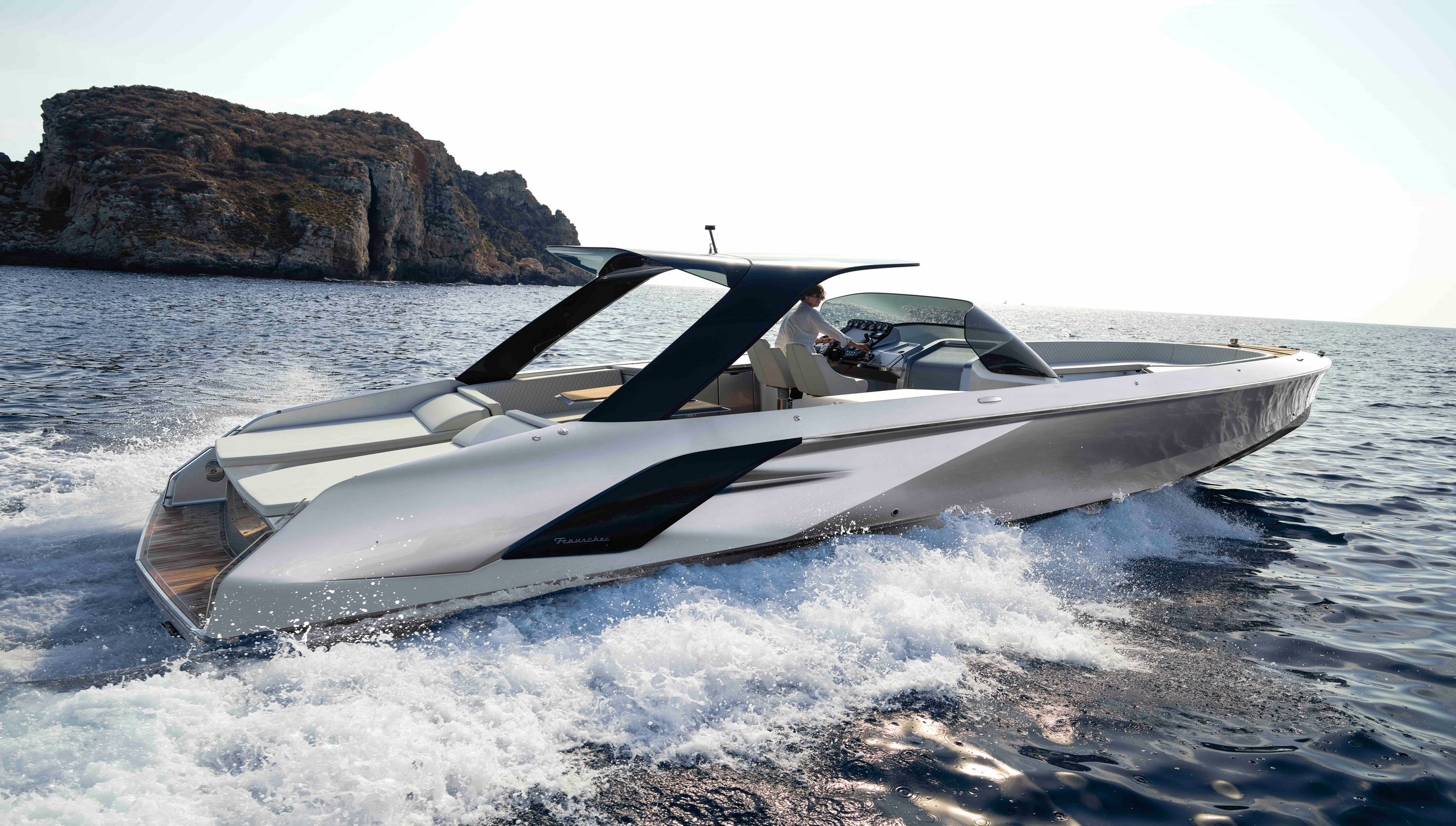 Frauscher 1414 Demon Air in anteprima mondiale a Cannes - Quotidiano Motori