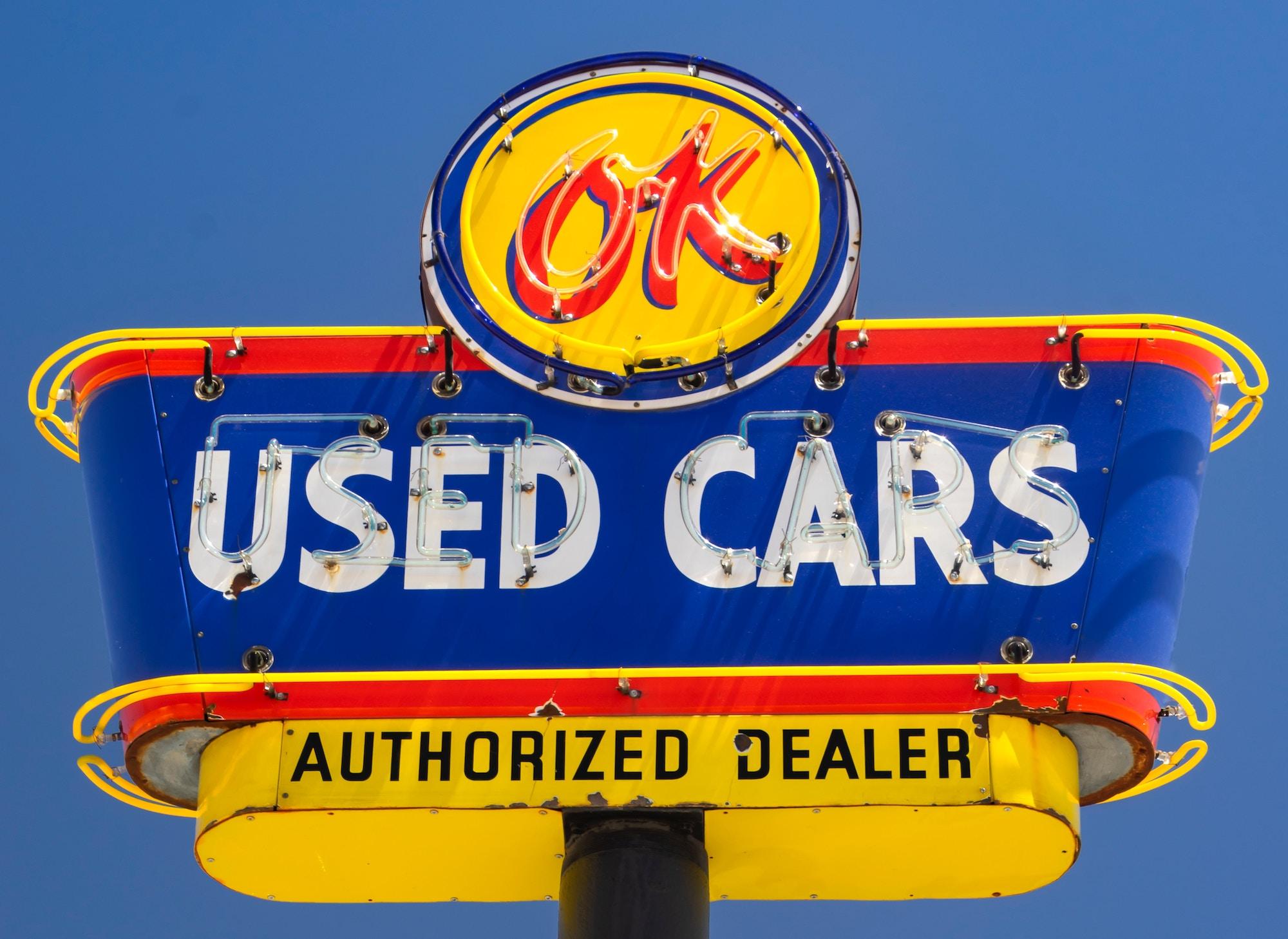 Auto usate più vendute: le marche e i modelli che si vendono meglio