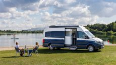 Van Camper Volkswagen Grand California