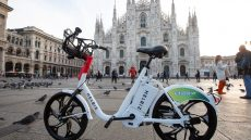 helbiz milano e-bike sharing
