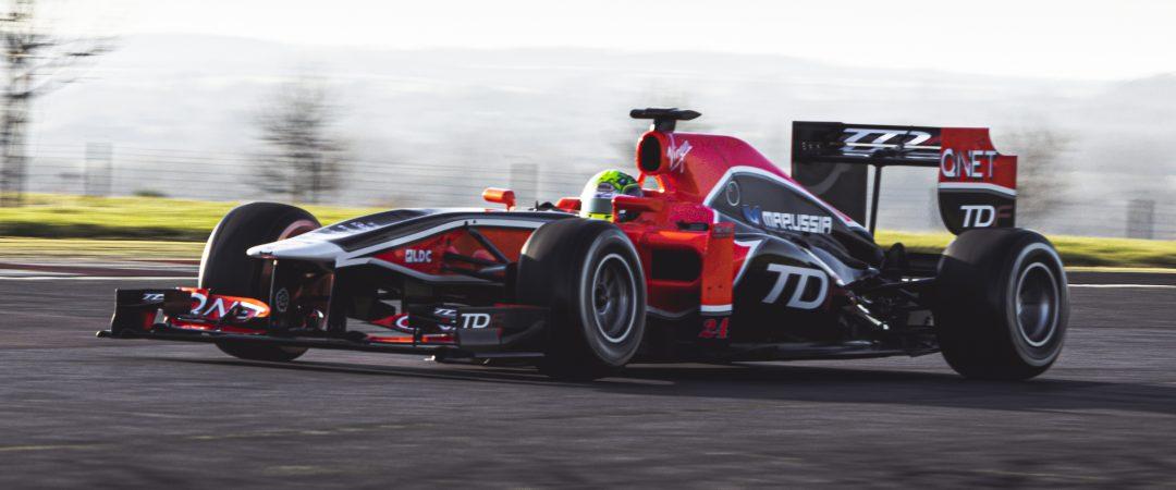 TDF-1 permette a tutti di pilotare una vera F1 in pista - Quotidiano Motori