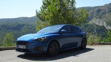 Nuova Ford Focus ST