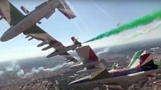 video frecce tricolori