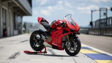 Ducati Panigale V4 R in scala reale