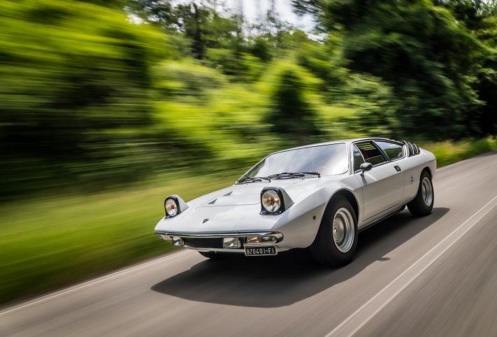 Lamborghini Urraco 1970