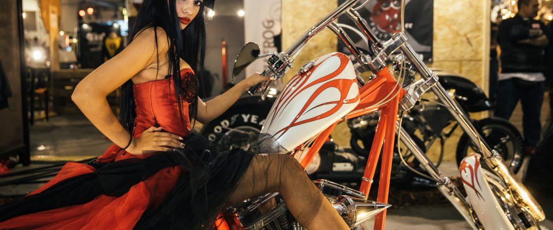 Eternal City Motorcycle Custom Show 2020 a Roma il 14 e 15 novembre