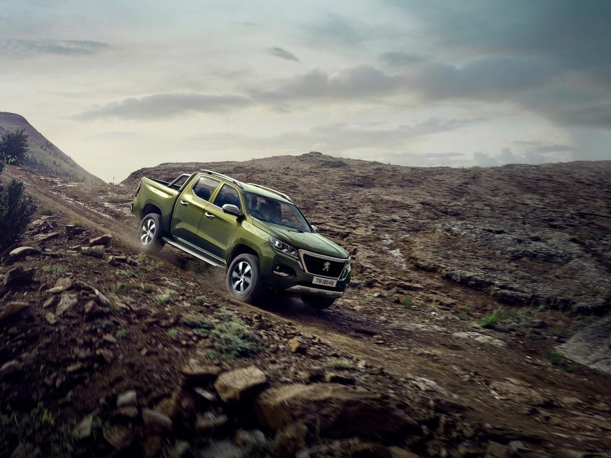 Sud America on the road: a bordo del nuovo pick-up Peugeot Landtrek