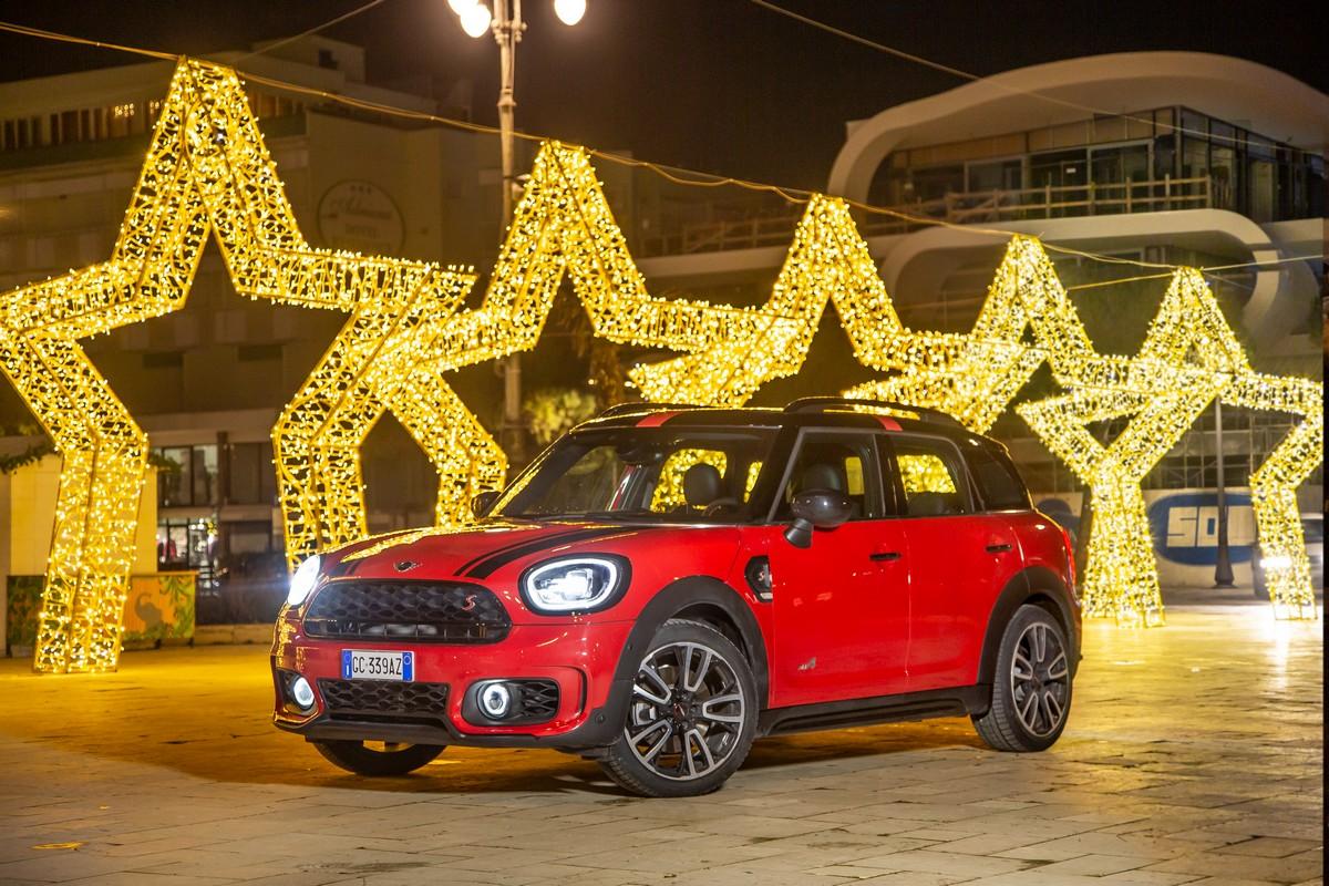 Dove andare a Natale in Italia? Quattro tappe on the road con Mini