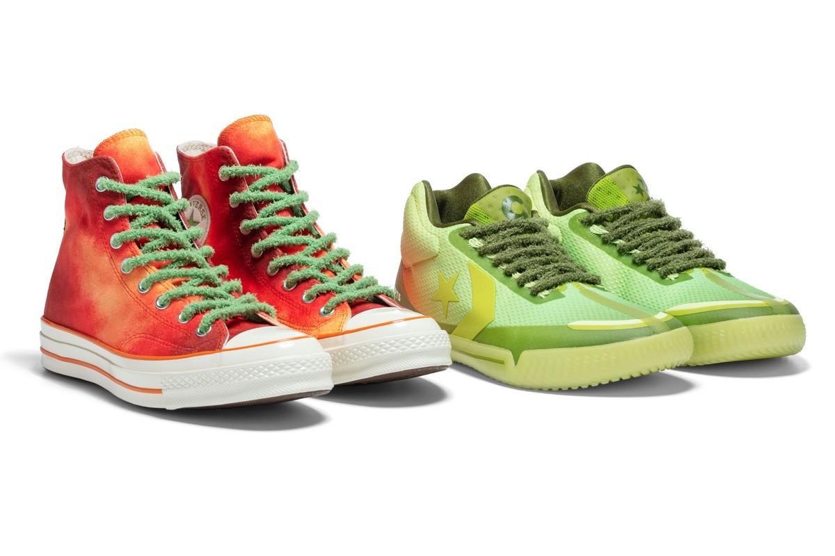 Converse x Concepts sneakers 2021: Chuck 70 e All Star BB Evo
