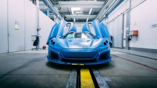 Rimac C_Two Crash Test