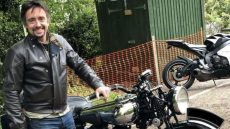 Richard Hammond moto