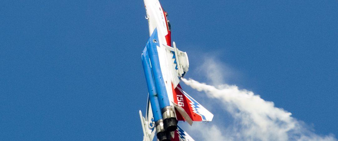 Il Cobra di Pugachev è la manovra più folle nell'aviazione militare