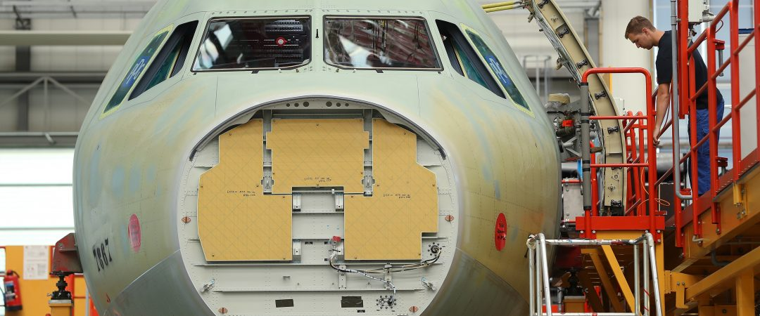 Come nasce un nuovo aereo dalla progettazione al volo - Quotidiano Motori
