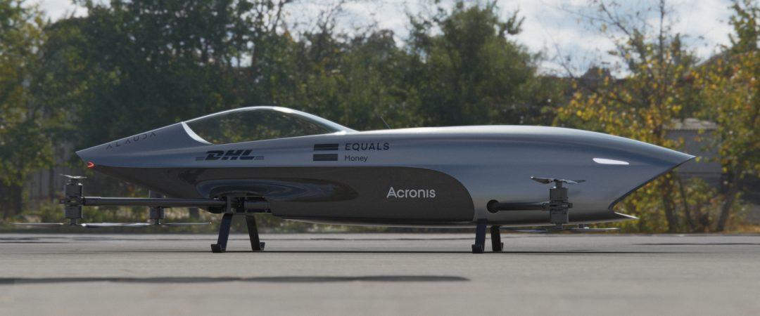 In Airspeeder arrivano i big della Formula 1 e dell'aeronautica - Quotidiano Motori