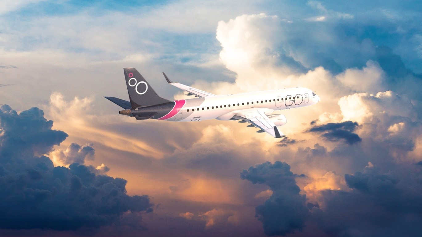 Oggi il volo inaugurale di Ego Airways da Catania a Parma