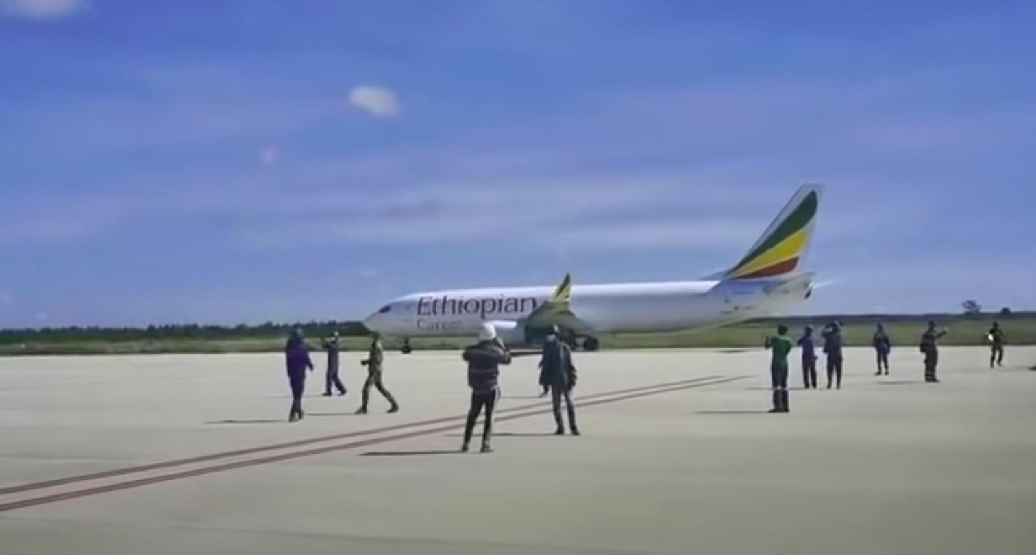 Volo Ethiopian Airlines atterra nell'aeroporto sbagliato