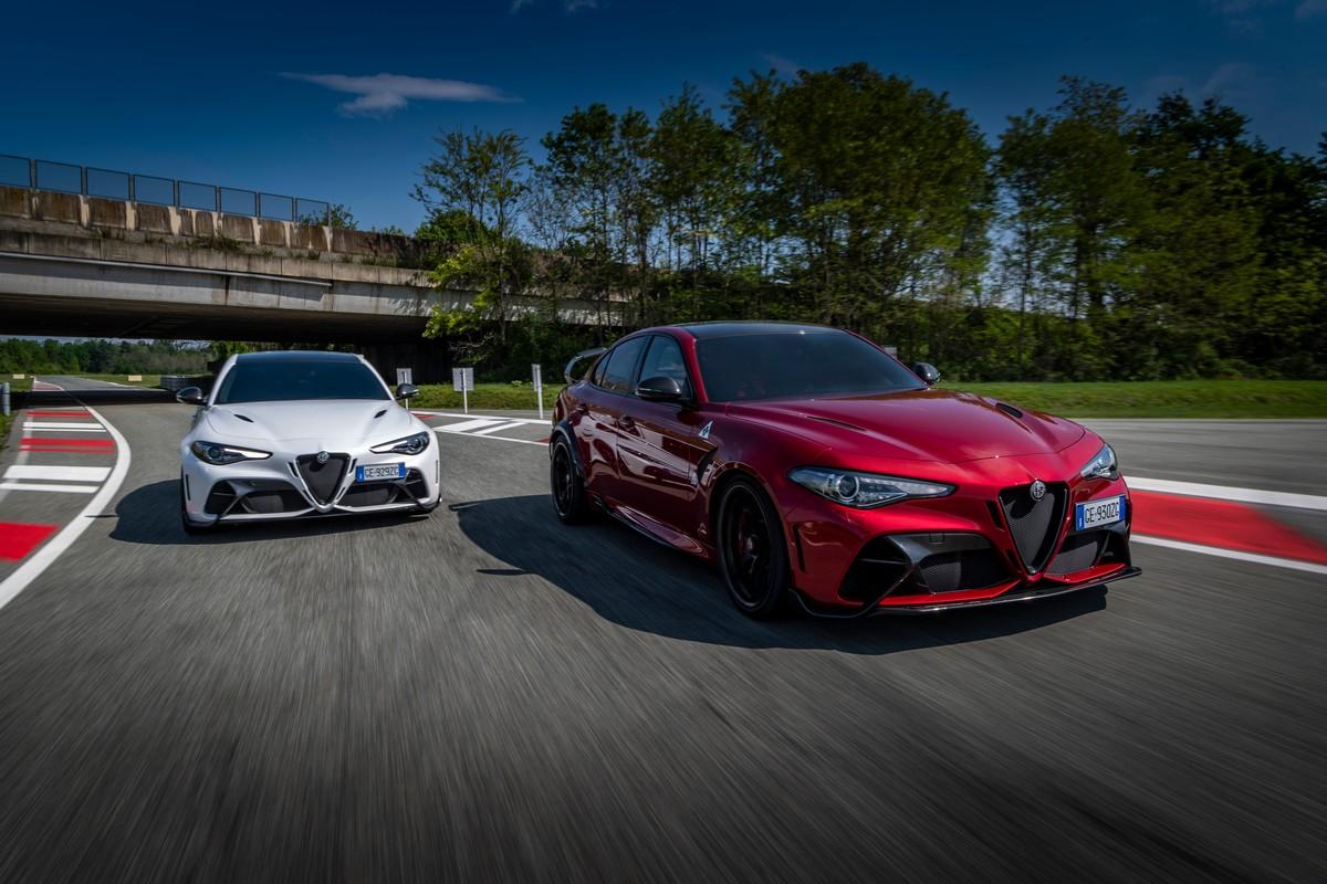Alfa Romeo Giulia GTA 2021: motore e personalizzazioni